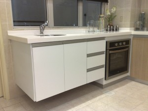 Solid Surface Kitchen Top