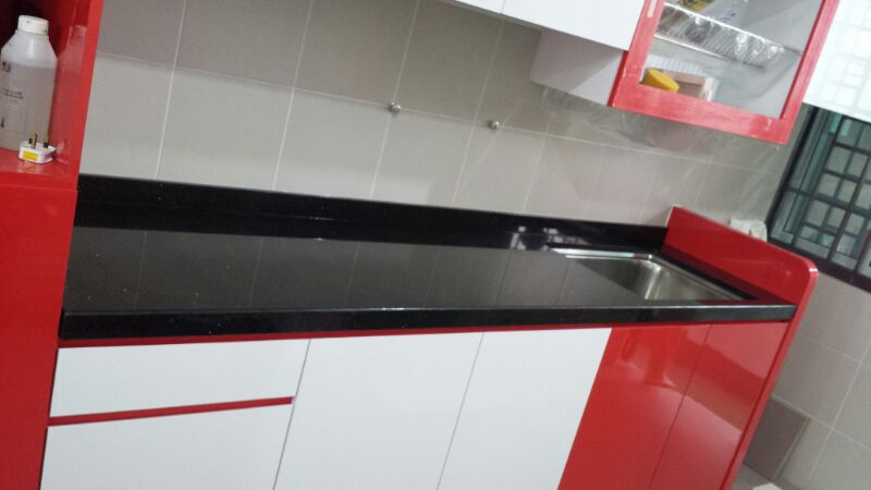 All About Black Galaxy Granite Countertops Solid