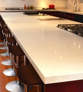 solid surface countertops 270x300 All About Your Kitchen And Solid Surface Countertops