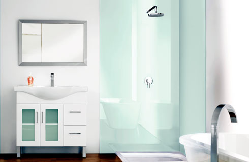 All About Solid Surface For Shower Walls Surrounds | Solid Surface ...