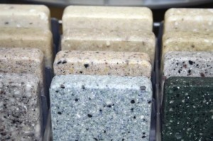 colours of solid surface